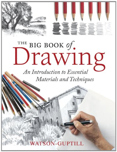 Price comparison product image Random House The Big Book of Drawing: an Introduction to Essential Materials and Techniques