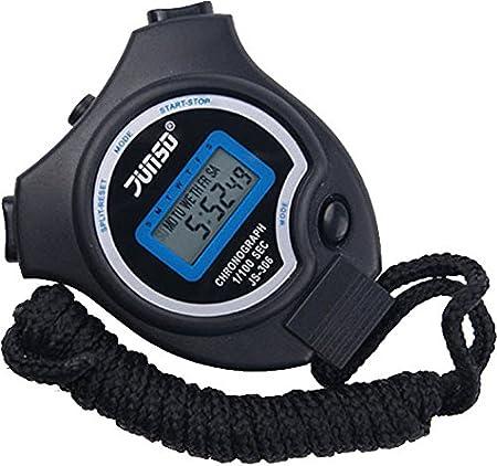 Cronometro Digital con Alarma especial para control de tiempos en Deporte Atletismo Natacion etc
