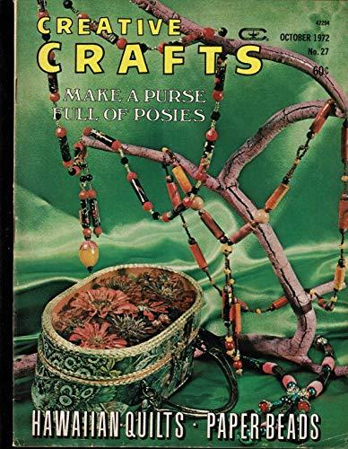 Creative Crafts October 1972 No. 27 ()