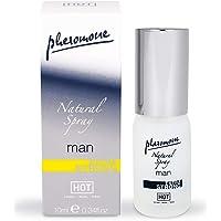 Hot spray neutro con feromonas para hombre extra