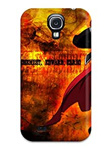 New Snap-on Nick Tate Skin Case Cover Compatible With Galaxy S4- Fullmetal Alchemist