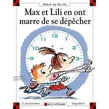 Max et Lili en ont marre de se dépêcher 103