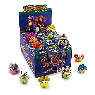 Fraggle Rock Kidrobot Series Blind Box Mini Figure Keychain (1 Figure): Toys & Games