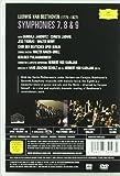Beethoven - Symphonies 7, 8, 9 / Herbert von Karajan, Gundula Janowitz, Christa Ludwig, Jess Thomas, Walter Berry, Berlin Philharmoniker