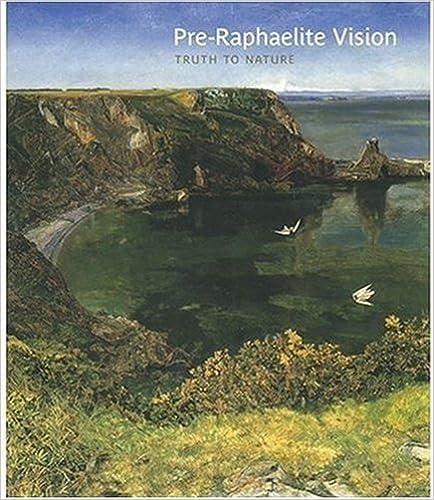 Book Pre-Raphaelite Vision: Truth to Nature