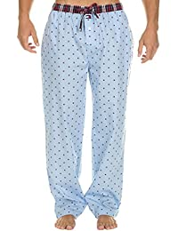 Mens Mist Woven Lounge Pants. Tommy Hilfiger