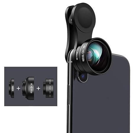 AA-SS-Wide Angle Lens Lente Gran Angular teléfono móvil Lente ...