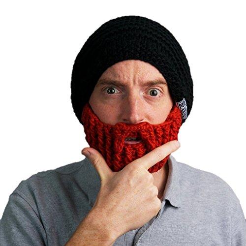 Beardo Original Detachable Beard Hat