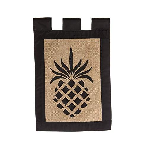 Evergreen Flag & Garden Pineapple Garden Flag