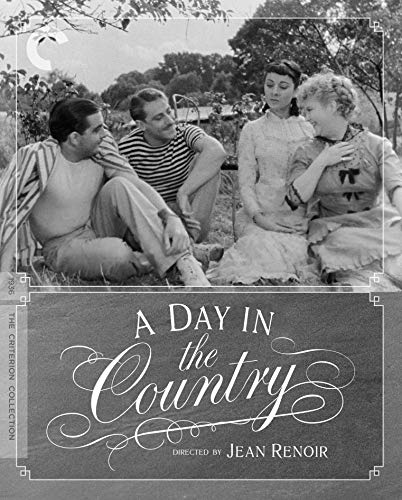 A Day in the Country [Blu-ray] (Riverside Outlets)