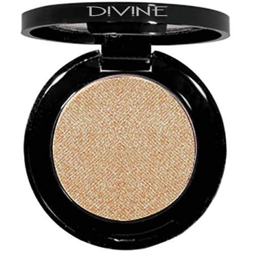 Divine Skin & Cosmetics - Matalic and Pearlized Shades, Perfect for Creating a Dramatic Look - Polychromatic Eyeshadow - Gilty Pleasure