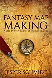How to Draw Fantasy Art and RPG Maps: Step by Step Cartography for