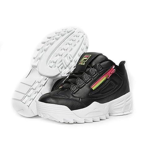 Fila Womens Disruptor 3 Zip Sneaker