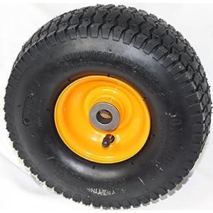 10X4.00-4 2 Ply 2 Type Tire and Rim Assembly: Husqvarna: 581420602X421
