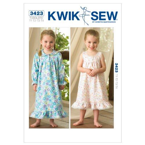 Kwik Sew K3423 Nightgowns