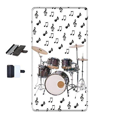 Housse Iphone 4-4s - Batterie musique