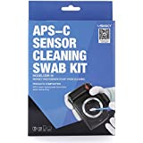 APS-C Frame (CCD/CMOS) Digital Camera Sensor Cleaning Swab Type 2 Cleaning Kit (Box of 12 X 16mm Swab + 15ml Sensor Cleaner)