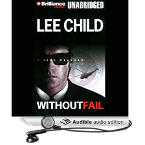 Without Fail Lee Child and Dick Hill