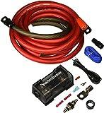 Rockford Fosgate RFK1 1/0 AWG Power Only Install Kit