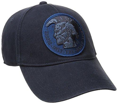 Diesel Mens Cindians Cappello Cap Navy (Diesel Men Accessories Hats)