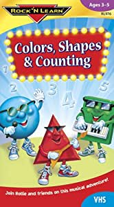 Colors, Shapes & Counting - YouTube