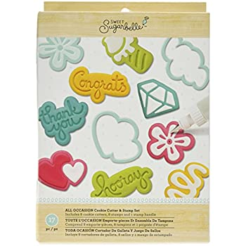 Sweet Sugarbelle 345574 Cookie Cutter Set Multicolor