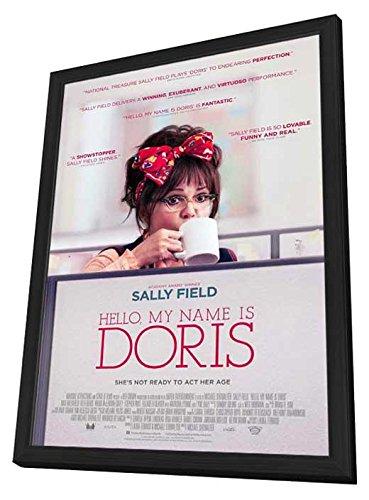 Amazon Com Hello My Name Is Doris 11x17 Framed Movie Poster