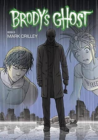 book cover of Brody\'s Ghost, Vol 6