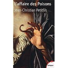 L'affaire des Poisons (French Edition)