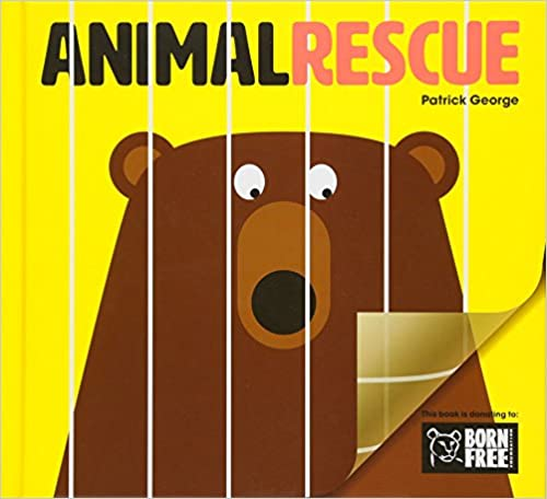 Visual Communication Concepts for Graphic Design: Animal Rescue de Patrick George.