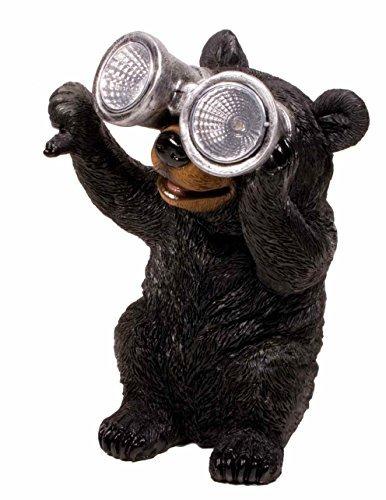Garden Critter Solar Light - Bear