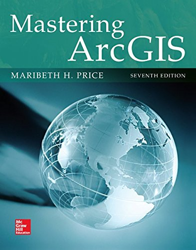 Mastering ArcGIS (WCB Geography) cover