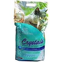 Clear Choice Silica Crystal Cat Litter 13.6kg, White