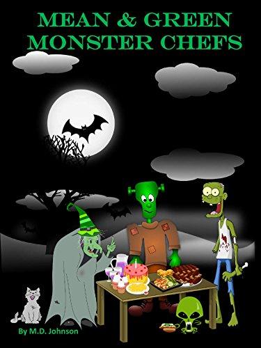 Mean & Green Monster Chefs (Cuisine D'halloween)