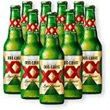 Cerveza Clara Dos Equis Lager 24 Pack Botella 355 Ml