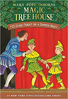 First magic tree house book