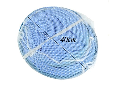 Buywish Baby Portable Bedding Pop-up Mosquito-net Tent (Blue)