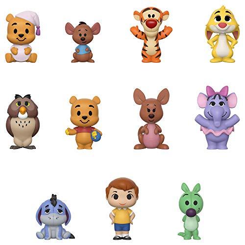 (Funko Mini Vinyl Figures: Winnie The Pooh (one Mystery Figure))