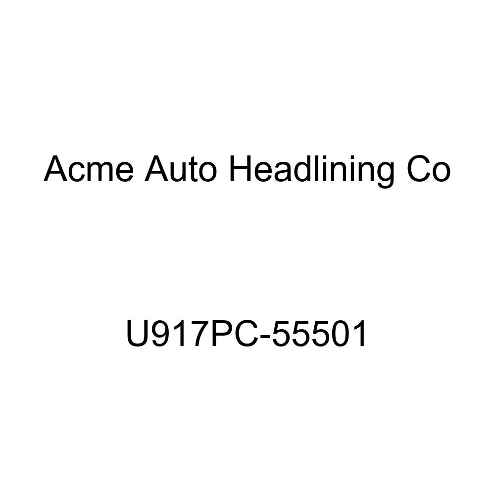 Acme U917PC-55501 Front and Rear Sandalwood Cloth Bench Seat Upholstery