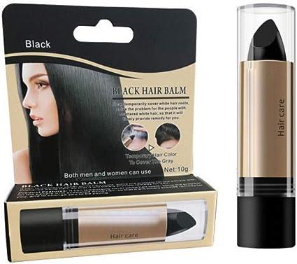 10G negro/Color de pelo marrón pluma pelo duradera rápido ...