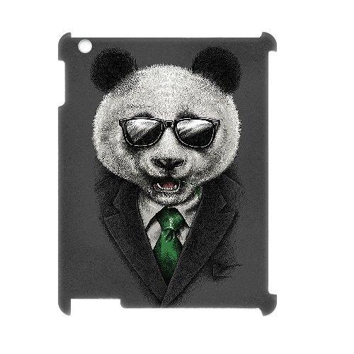 3D [hermosa Panda] Panda en traje con gafas de sol y verde ...