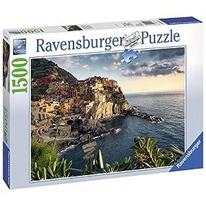 Ravensburger 16227 Vista Delle Cinque Terre Puzzle 1500 Pezzi