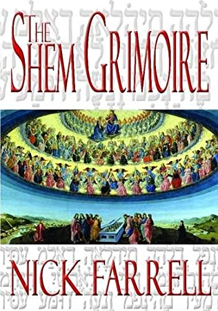 book cover of The Shem Grimoire