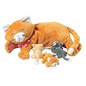 Manhattan Toy Nursing Nina Cat Nurturing Soft Toy - 51x NgXHUDL - Manhattan Toy Nursing Nina Cat Nurturing Soft Toy