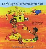 Book's Cover ofLe Village où il ne pleuvait plus