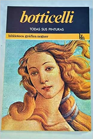 Botticelli 16 Art Stickers
