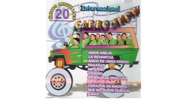CARRO SHOW - LA INTERNACIONAL CARRO SHOW