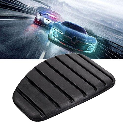 Cojín del pedal del freno del embrague de goma 1PC para la placa del pedal del freno del no deslizamiento de Renault (Color negro): Amazon.es: Coche y moto