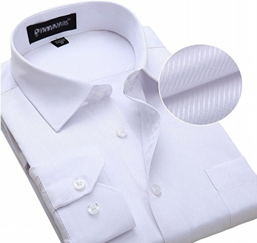 mens 100 silk dress shirts - 3