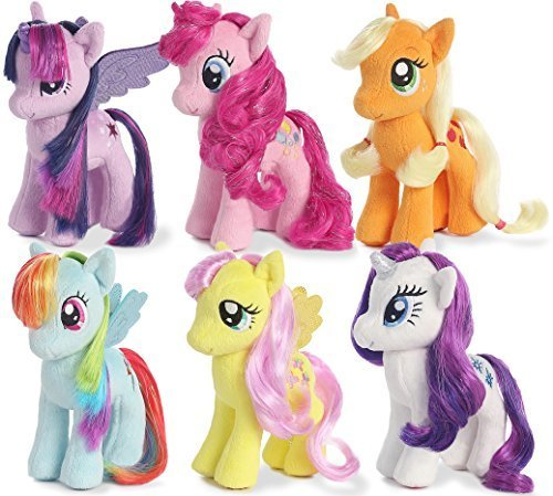 Collection: Rarity, Pinkie Pie, Applejack, Fluttershy, Rainbow Dash, Twilight Sparkle